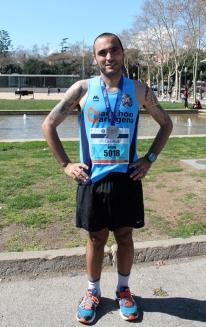 Bruno maraton barcelona