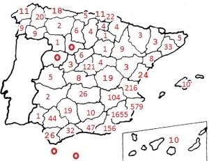 CarrerasEnEspaña