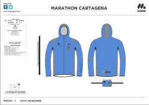 MARATHON CARTAGENA CORT TRAIL