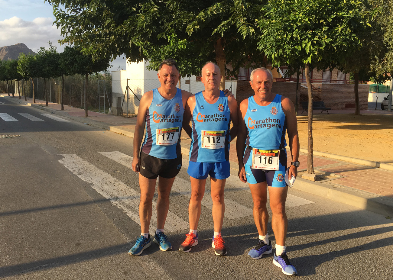 Carrera popular de el esparragal murcia club marathon - Viveros murcia el esparragal ...